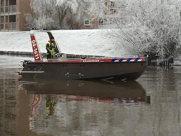 Bullit 660 Brandweerboot