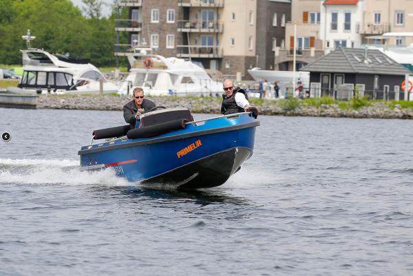 bullit 540 outboard tender